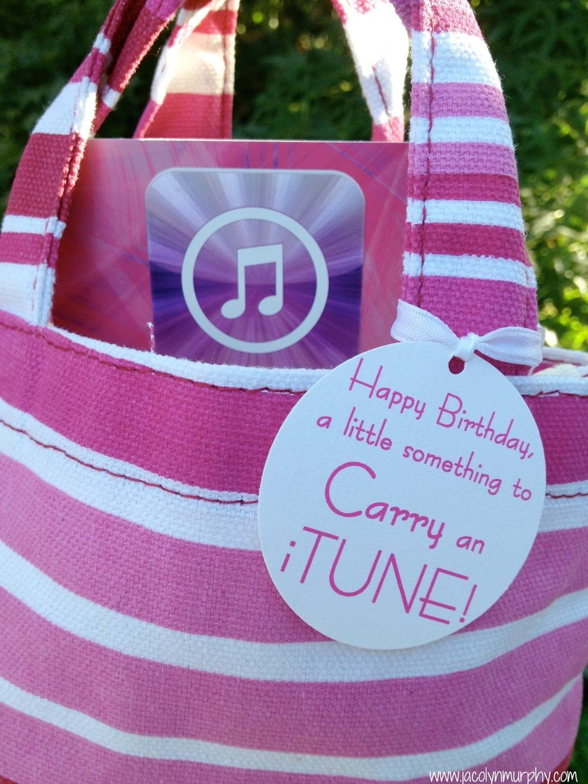 Wrap Music 3 Fun Ways To Package Itunes Gift Cards Itunes Gift