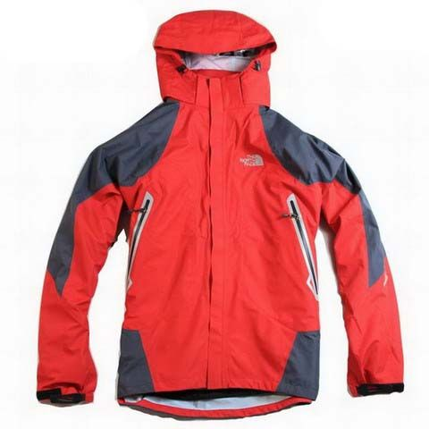 e2e26b8f8b89 Mens The North Face Triclimate 3 In 1 Jacket Firebrick Gray
