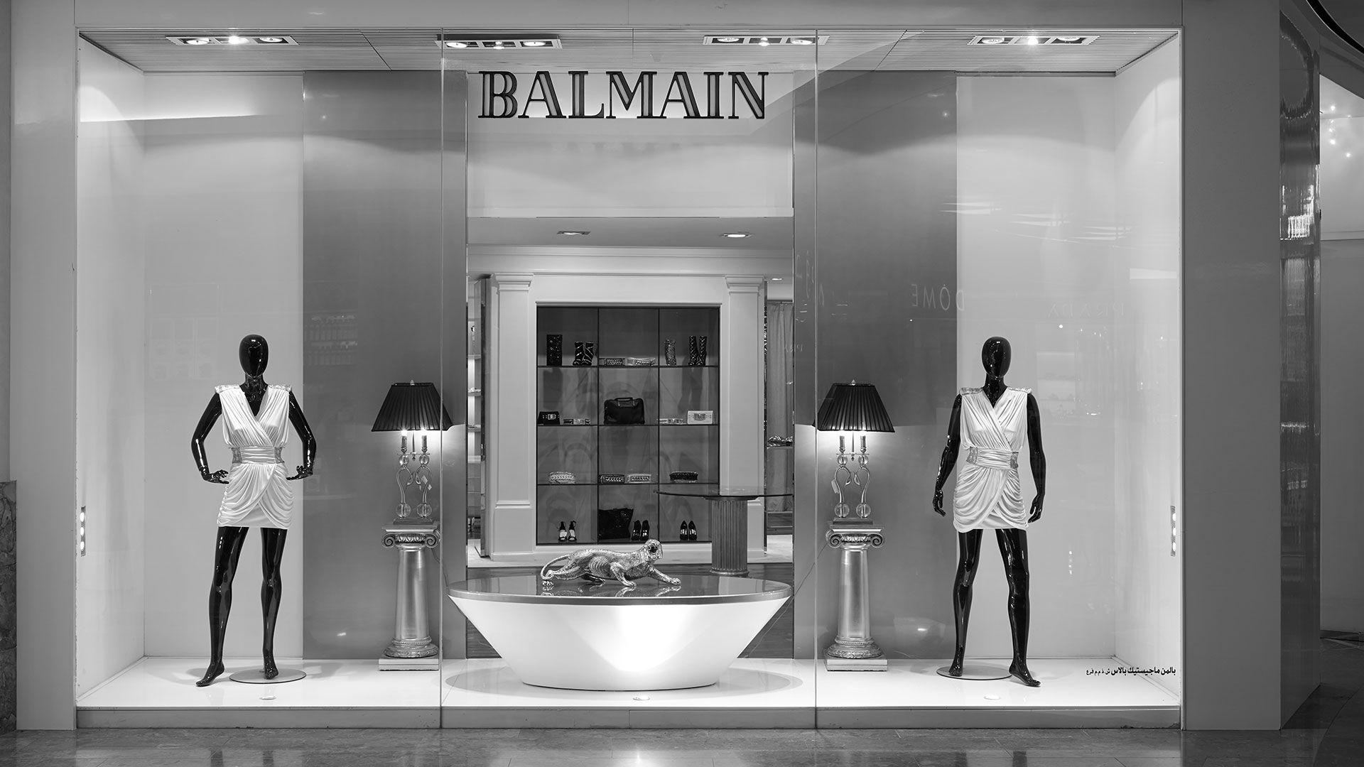 4abe5213 Balmain - Boutiques Online Store | Inspiración | Boutique, Balmain ...