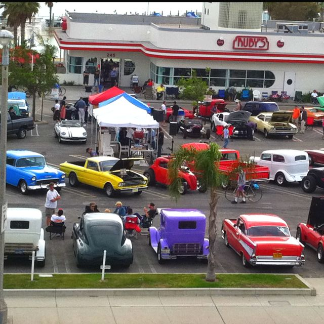 Great Old Car Show At Ruby S In Redondo Beach Every Friday Night Best 50 Ever