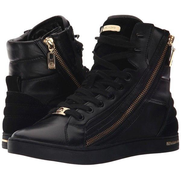 boots, Black lace up shoes, Black