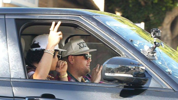 Bruno Mars Films Carpool Karaoke With James Corden Carpool Karaoke