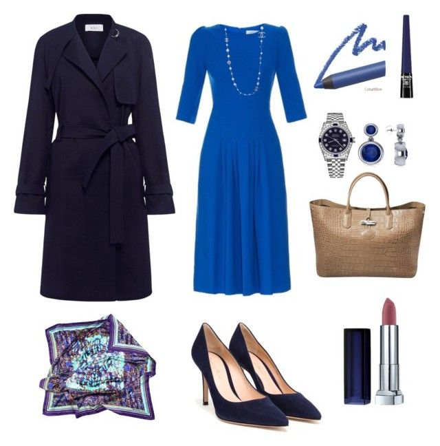 new concept 023b8 4eb73 September by inikisha on Polyvore featuring polyvore, fashion, style, Goat,  A.L.C.,
