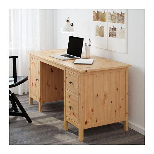 Hemnes Desk Black Brown 61x25 5 8 Ikea Hemnes Desk Black Desk