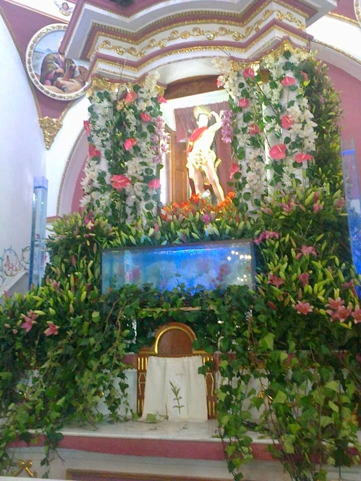 San Sebastián Diácono y Mártir, fiesta 20 de enero