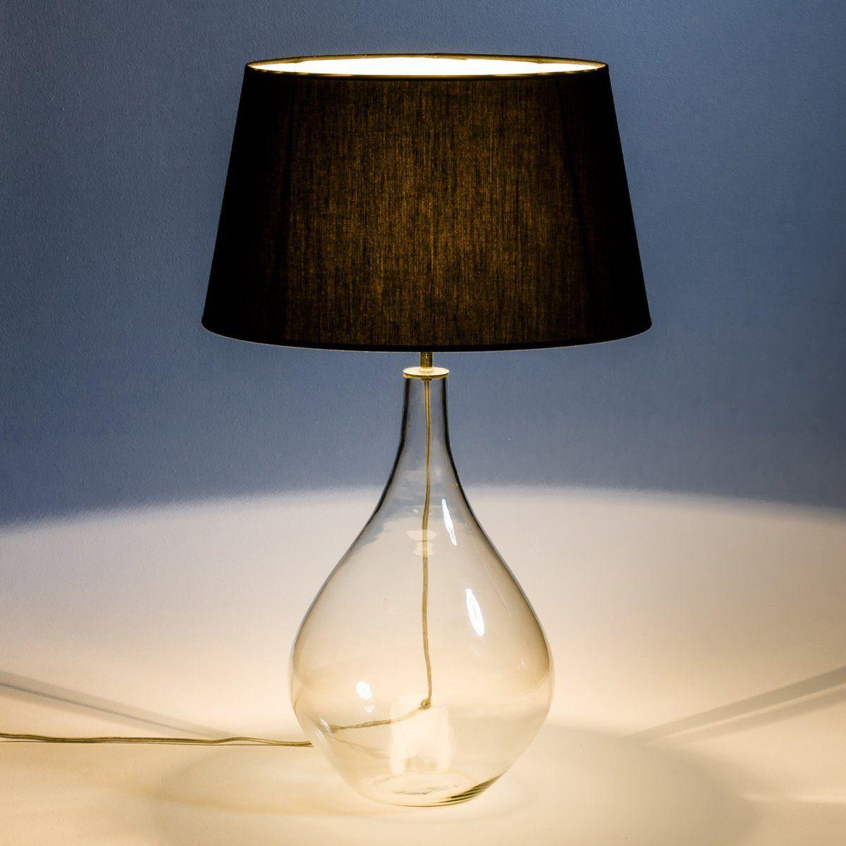 Pied De Lampe Am Pm pied de lampe tourie en verre, am.pm   lamp, meuble, luminaire
