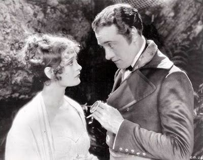 Dolores Costello and Conrad Nagel in Glorious Betsy 1928