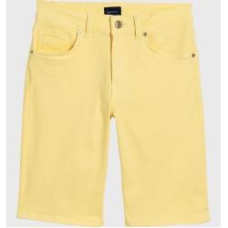 Photo of Gant Slim Twill Shorts (Gelb) Gant