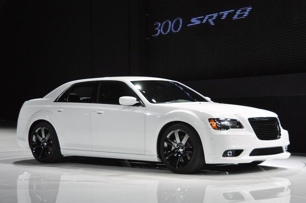 Chrysler 300 concept 2017