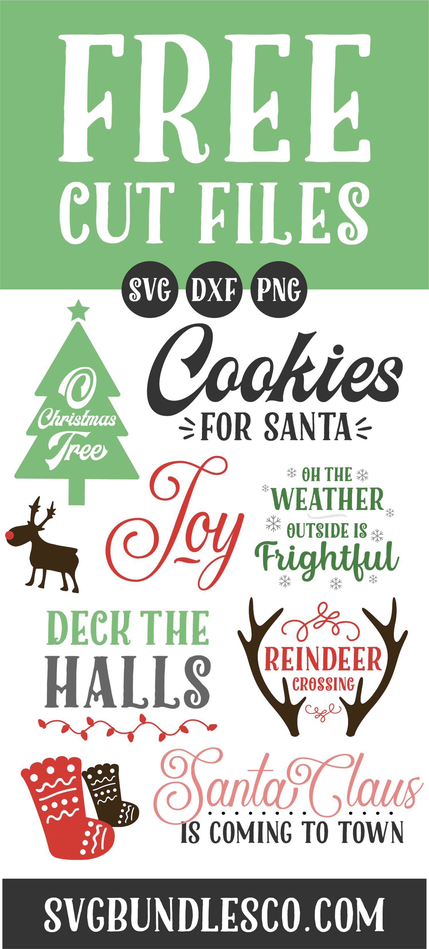 36+ Free christmas svg fonts ideas
