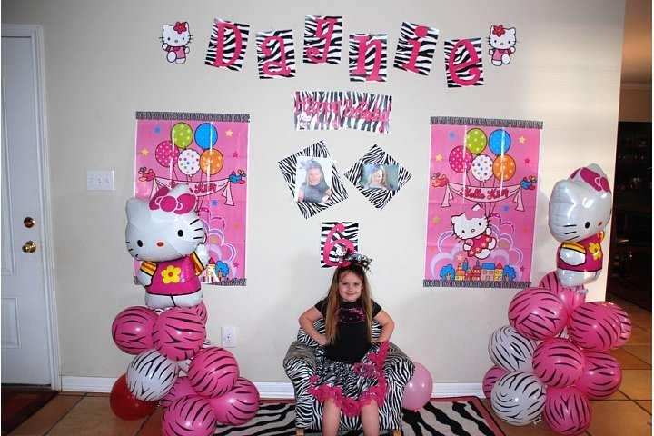 Hello Kitty Birthday Party so many cute ideas LeTs PaRtAyyy