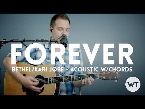 Forever We Sing Hallelujah Bethel Kari Jobe Acoustic With
