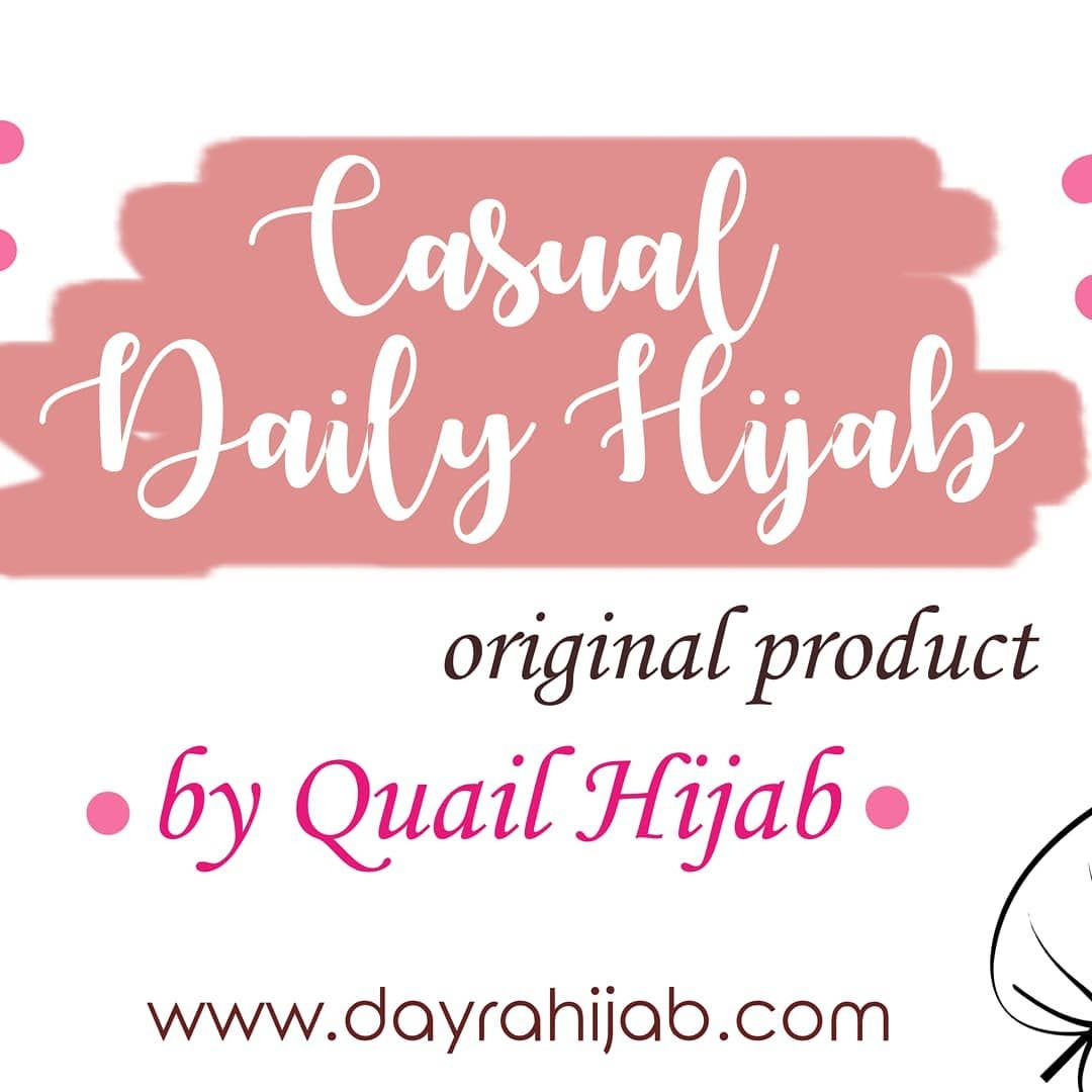 Photo of Looking for daily hijab that is comfortable to use? Quality materials and modern models …