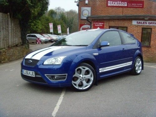 Ford Focus St 2006 Just Something About It With Images