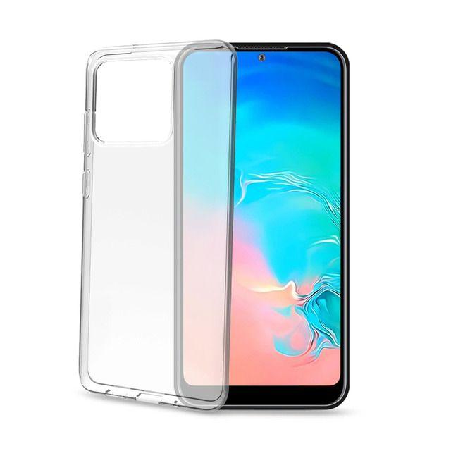 Funda transparente de silicona Celly Gelskin para Samsung Galaxy S20 Ultra
