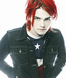 Gerard Way My Chemical Romance