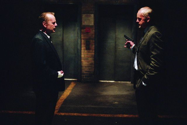 Still Of Bruce Willis And David Morse In 16 Blocks Best Action Movies Drama Movies Bruce Willis