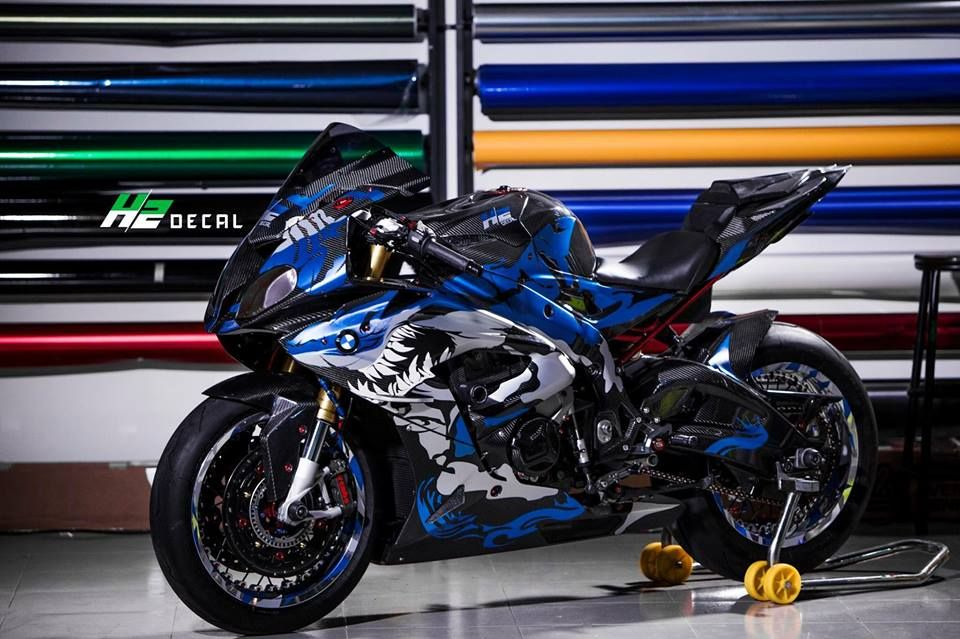 Bmw S1000rr Design By H2 Decal Cars And Motorcycles Bmw