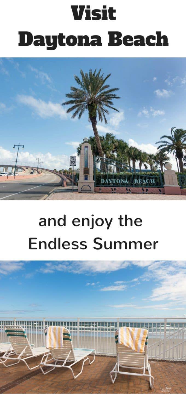 Visit Daytona Beach In The Fall Or Winter And Enjoy Endless Summer Ad Daytonabeach Endlesssummer Florida Vacation Travel Wander