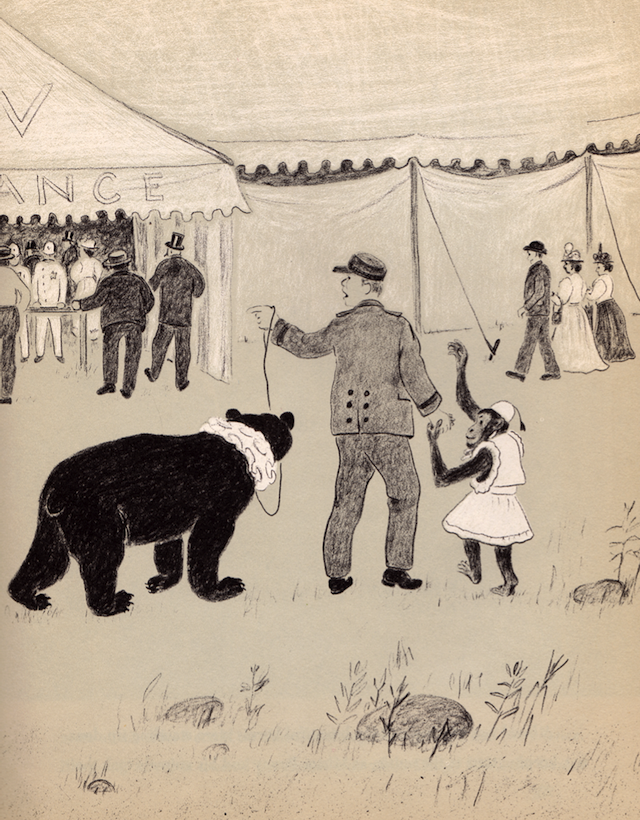 Mister Penny's Circus - illustrated by Marie Hall Ets