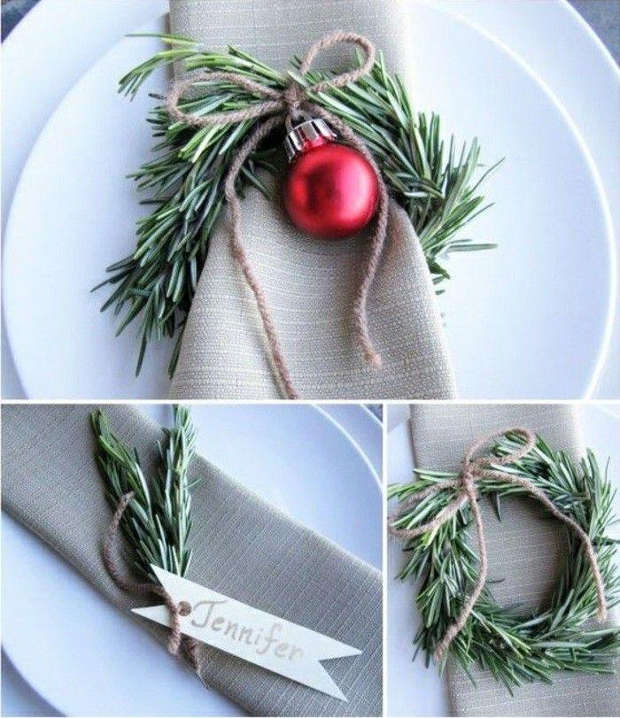 Weihnachtliche Tischdeko: Schaffen Sie eine wirklich festliche Atmosphäre