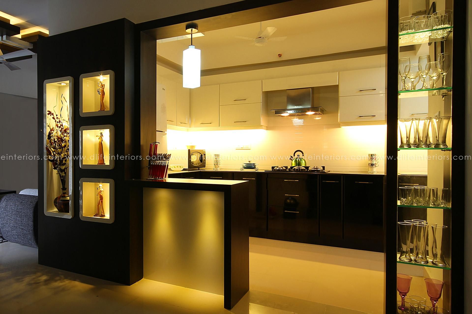 Celebrity Home Interiors At Cochin Designed Executed By D Life