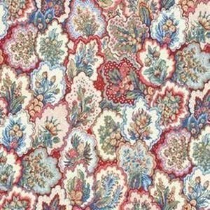 Screen-printed pattern wallpaper - LIGHT FOOT MURAL-DOCUMNET - WAVERLY Div. of Schumacher & Co.