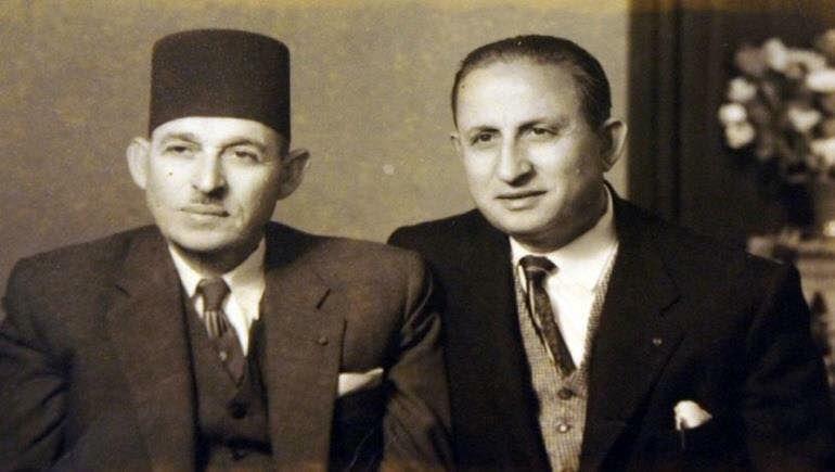 الاخوين فليفل ملحني النشيد الوطني السوري Syria Country Damascus Historical Pictures