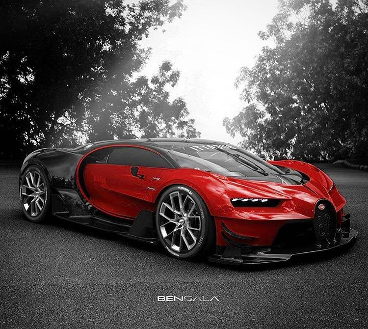 Bugatti Chiron: One More For The Road. Bugatti Chiron.