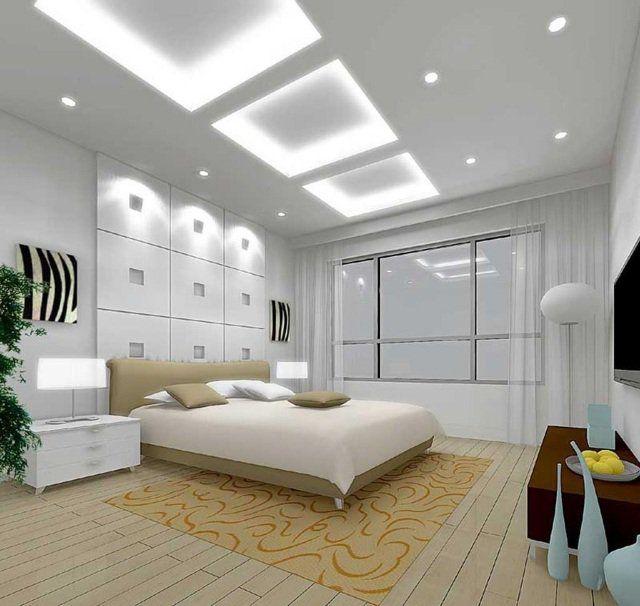 Déco chambre adulte contemporaine- 25 idées créatives