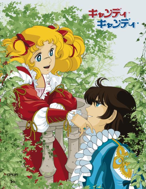 """""""Candy Candy"""" (キャンディ・キャンディ) is a Japanese novel, manga"""