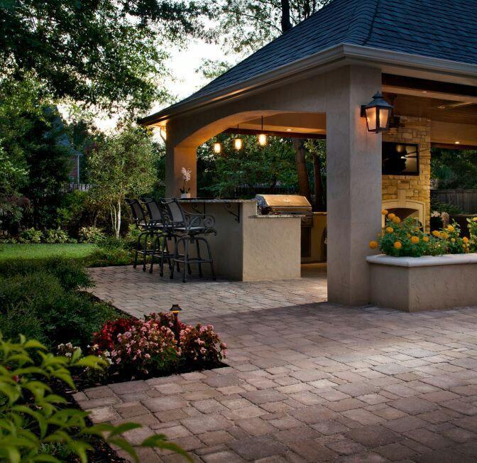 outdoor kitchen outdoor kitchen entertaining area outdoor entertaining area on outdoor kitchen tv id=42429