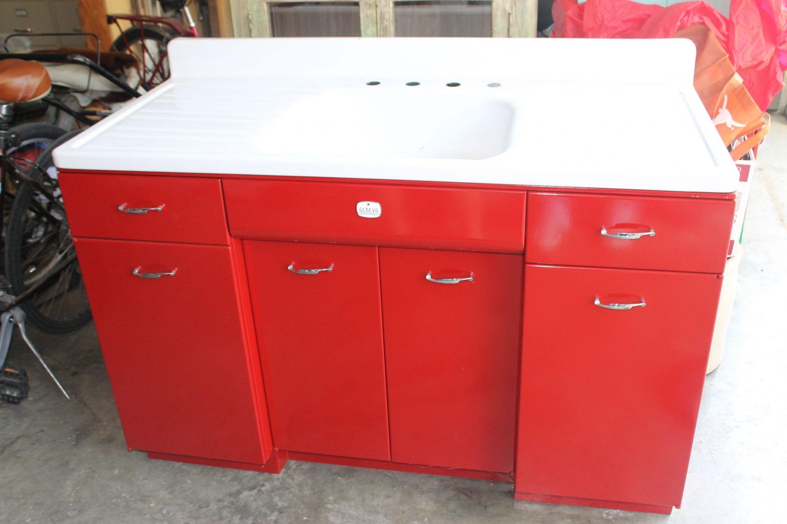 Metal Sink Cabinets Kitchen Di 2020