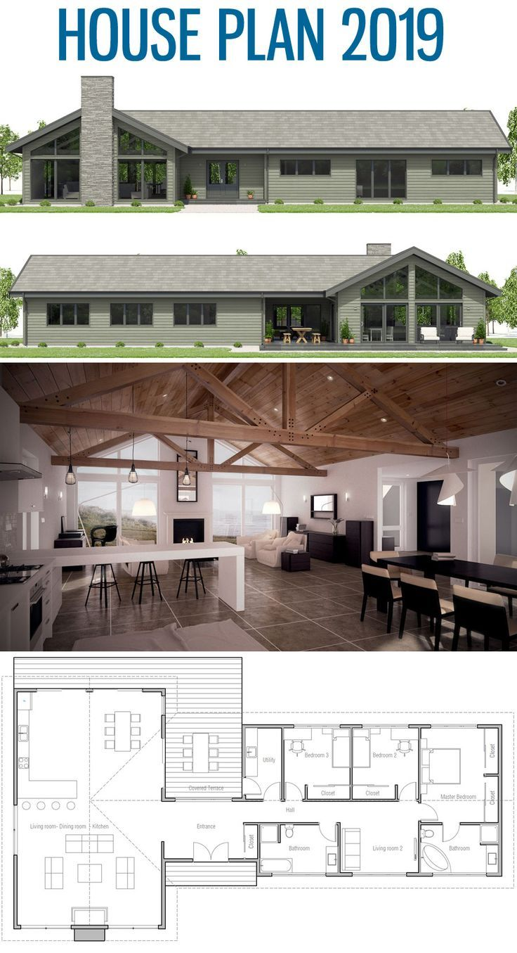 Planos De Casa Planta De Casa Arquitetura Haus Pläne
