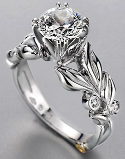 don't usually liked raised rings, but this is nice.
