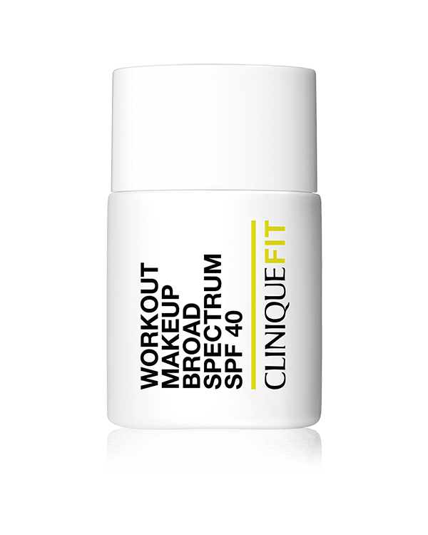 CliniqueFIT™ Workout Makeup Broad Spectrum SPF 40 in 2020
