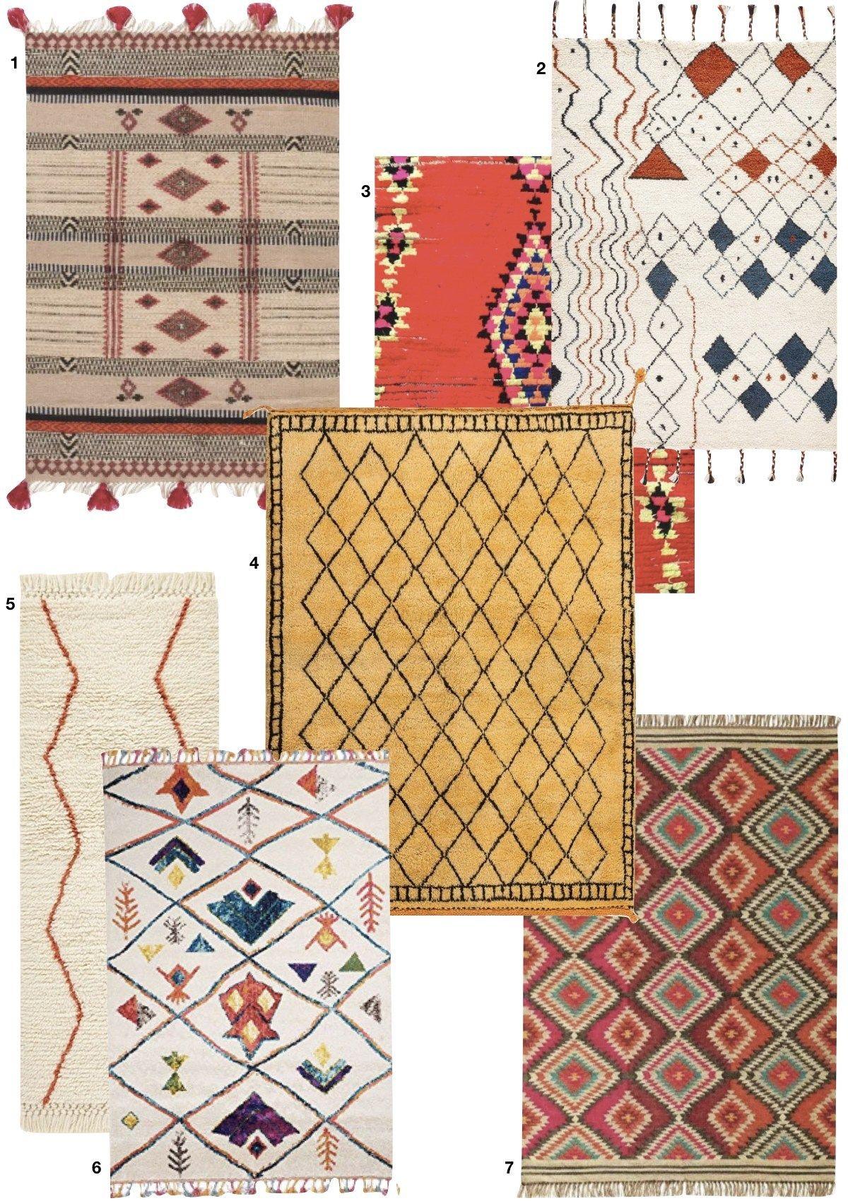 tapis berbere tapis
