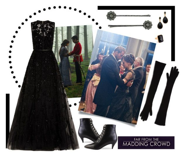 """""""Film Style: Far From Madding Crowd"""" by plurbit ❤ liked on Polyvore"""