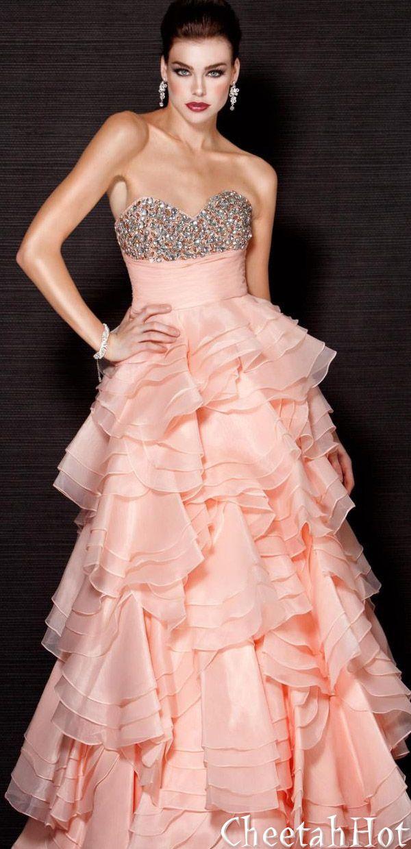 JOVANI - Jeweled Ball Gown | Glitz & Glam | Pinterest | Jovani ...