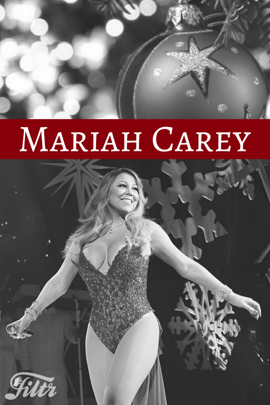 All we want for Christmas is more Mariah Carey! Mariah