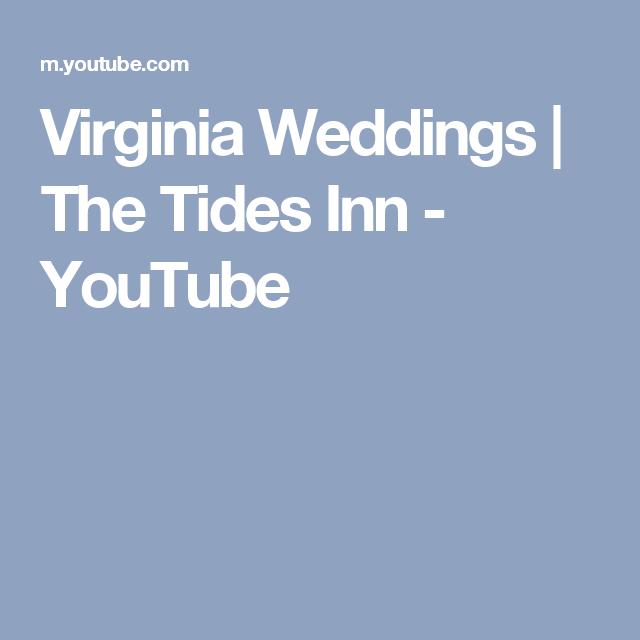 The Tides Inn - YouTube
