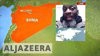 Bilal Abdul Kareem: 'No one is safe in east Aleppo'