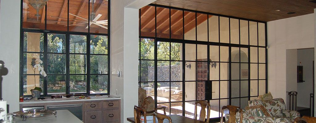 combination windows and doors