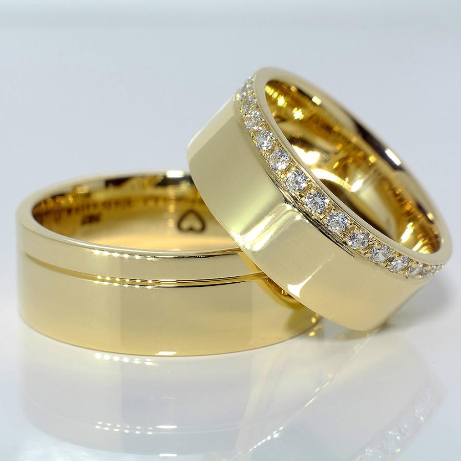 Single Line Stone Wedding Ring Ring Pinterest Indian bridal