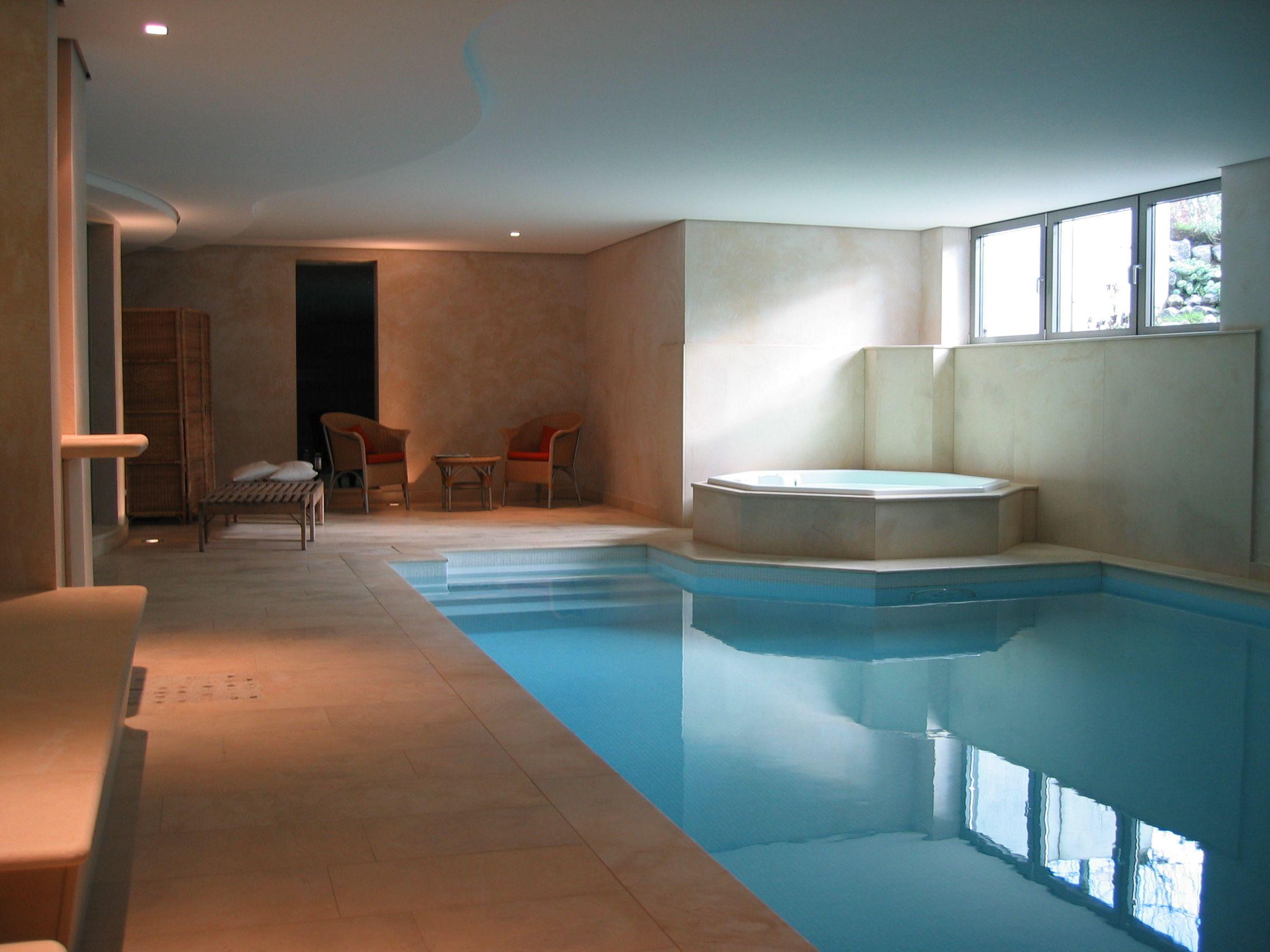Indoor pool keller  Indoor Pool Whirlpool # www.schwimmbadbau-nrw.de | www ...