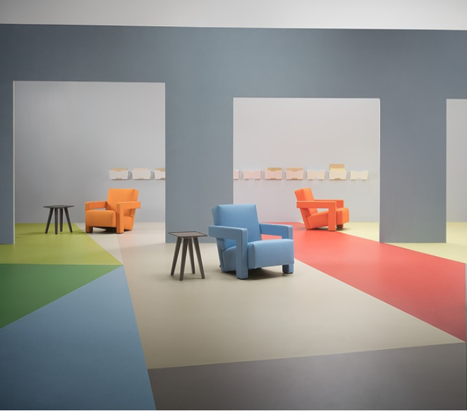 The Rapidly Renewable Marmoleum Is A Natural Floor Covering That Is Associated With Sustainability Durability Hi Marmoleum Marmoleum Floors Linoleum Flooring