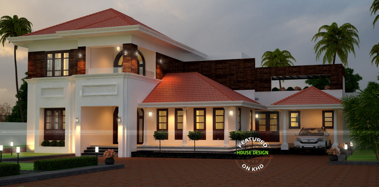 contemporary home design in kerala 1 - Design Dream Homes
