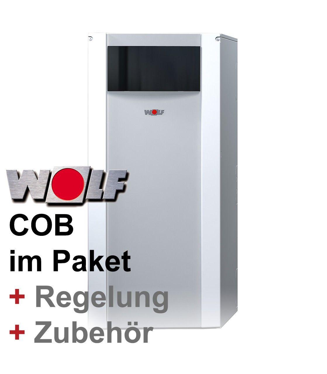 wolf comfortline Öl-brennwertkessel cob paket | Ölheizungen bei