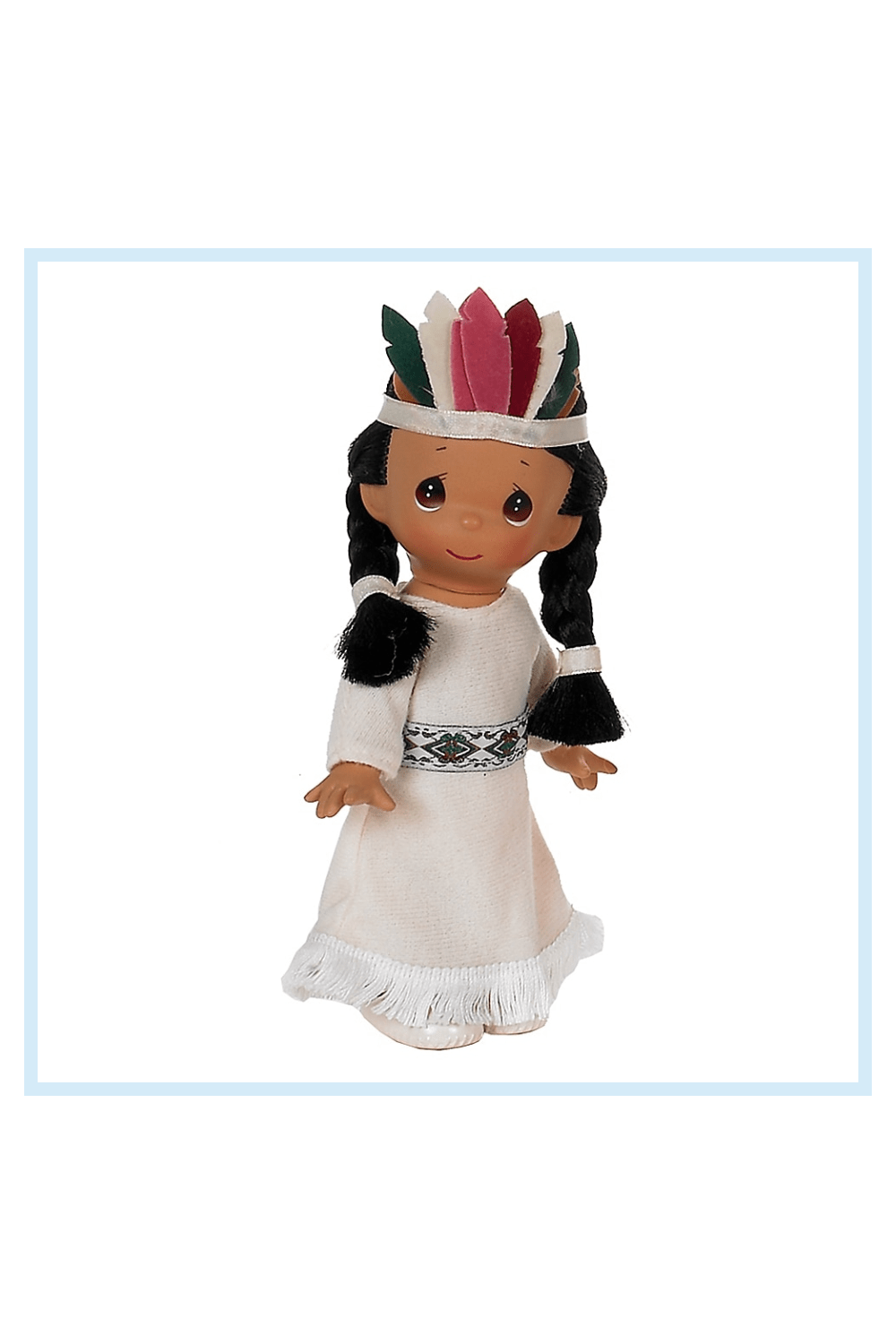 Precious Moments Ten Lil Indian-Inspired Doll Multi