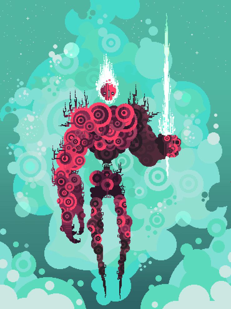 Moonsplitter Pixel Art Games Pixel Art Characters Pixel Art